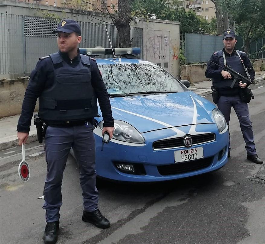 La Polizia di Stato di Palermo