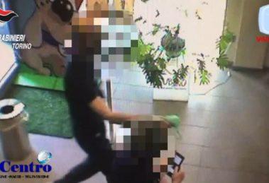 Torino, Carabinieri arrestano rapinatore seriale