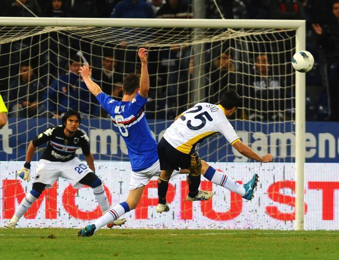 Juve Stabia - Sau gol