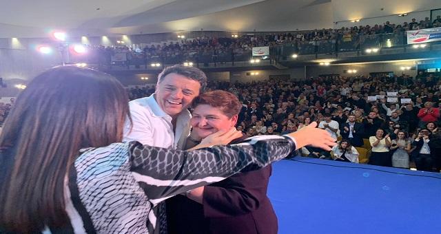 Il Pd messinese si divide. Italia Viva di Renzi a Catania fa il pieno