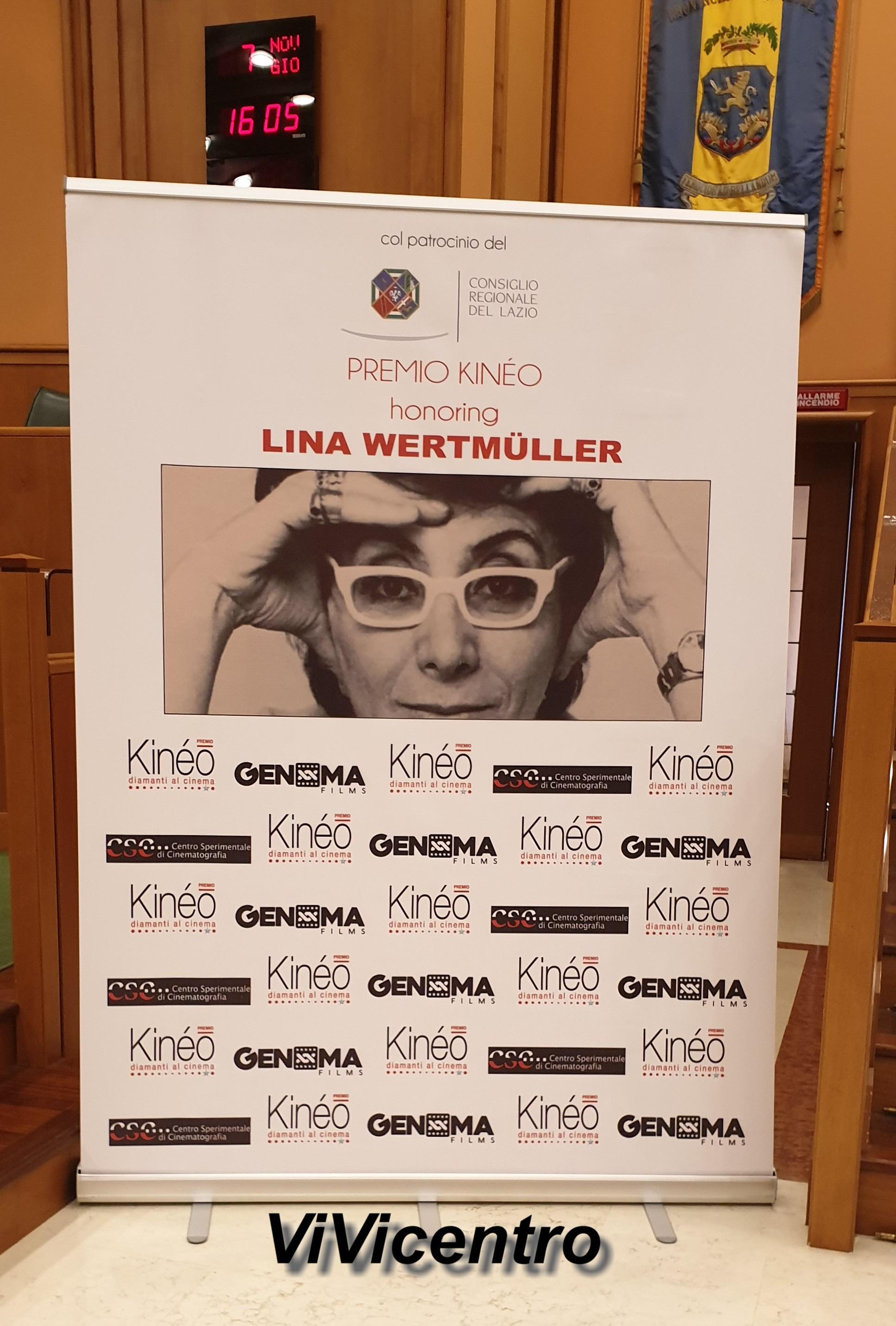 Lina Wertmüller - Premio alla Carriera