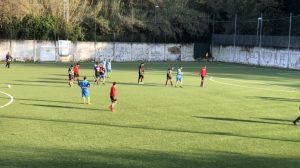 Promozione-Lacco Ameno che sfortuna, l'Ercolano passa con un gol di Sacco