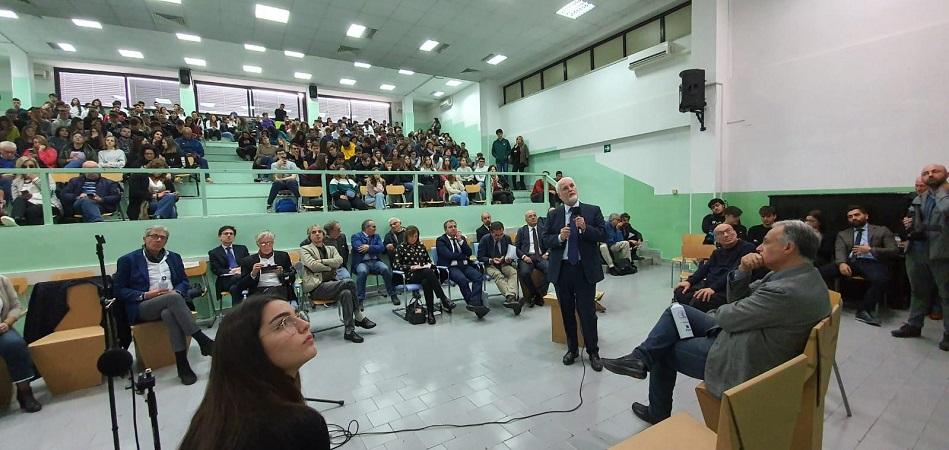 GORI Symposium Torre Annunziata Salviamo il Fiume Sarno