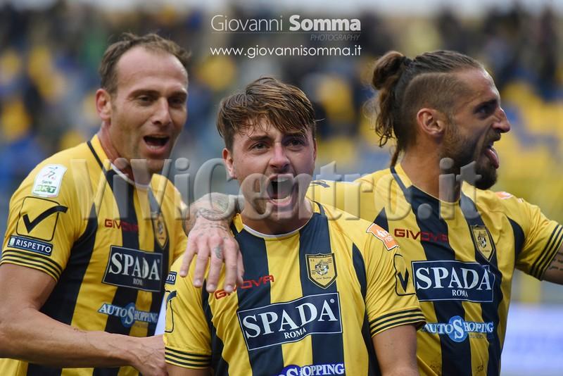Juve Stabia Benevento Calò