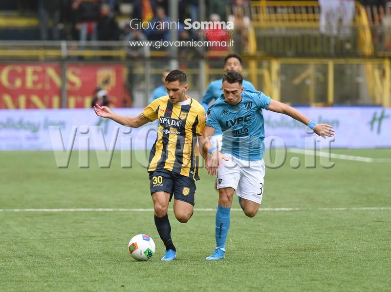 Juve Stabia Benevento Calcio Serie B Castellammare (4)
