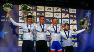 Campionati Europei di Ciclocross Silvelle 2019