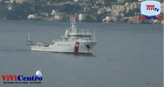 Motonave della Guardia Costiera