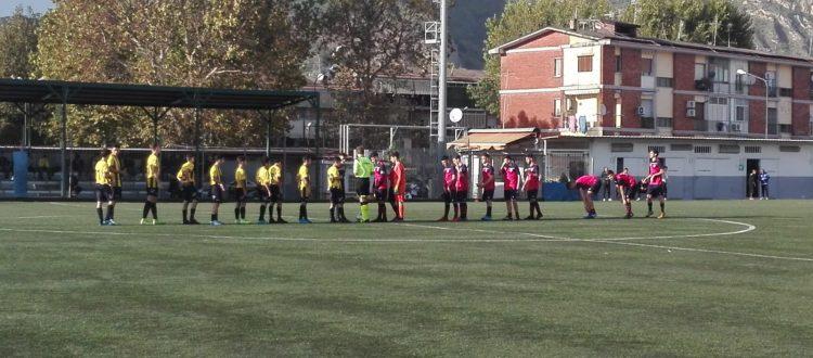 Pasquale Foggia Juve Stabia Under 16 Regionale