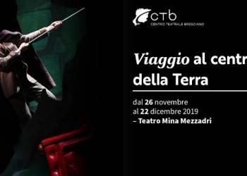 Teatro Santa Chiara, Viaggio al Centro della terra con Graziano Piazza