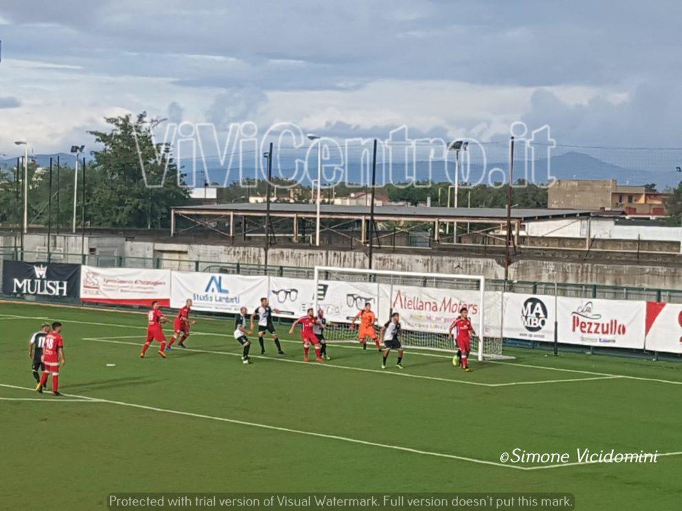 Eccelenza- Barano derubato a Frattamaggiore decide Roghi, ma anche l'arbitro