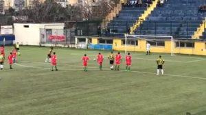 Eccellenza- Real Forio, altra batosta: a Gragnano finisce addirittura 5-2