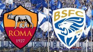 Roma Brescia 3-0. Cronaca di una vittoria