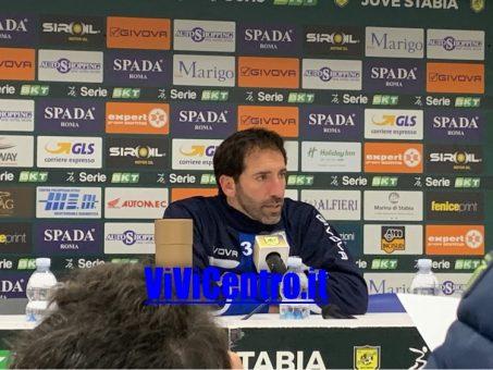 Caserta dopo Juve Stabia vs Cosenza 291219