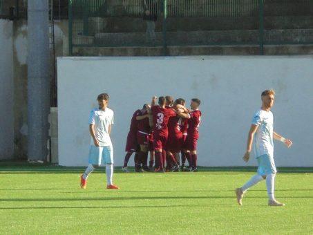 Il Procida sprofonda allo Spinetti, l'Ercolano fa 4 gol ed anche festa