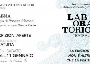 Cartellone Teatro Alfieri – Naso (Messina)