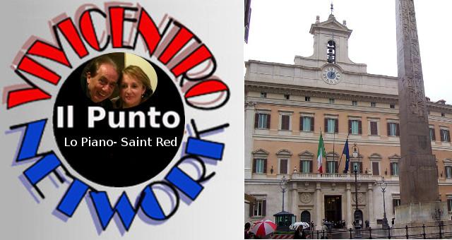 Il Punto di Lo Piano- Saint Red, Restringimento Del Bacino Politico