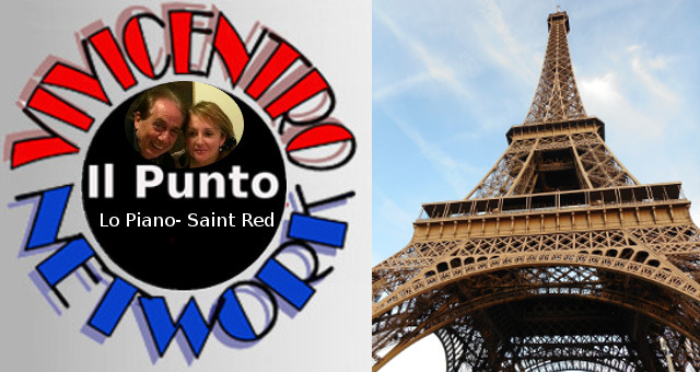 Il Punto di Lo Piano- Saint Red su pensioni in Francia, Torre Eiffel (Foto free di Yeon Su Choi da Pixabay)