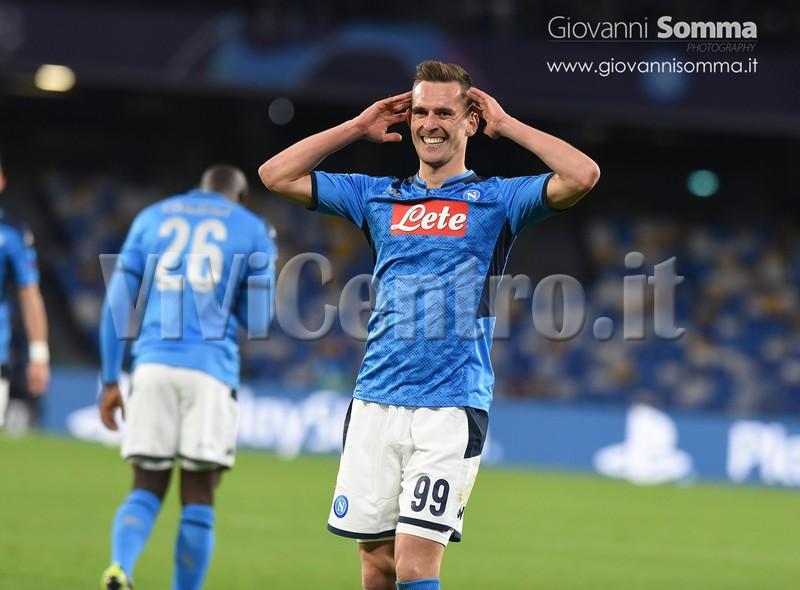 Napoli Genk Champions League (7)