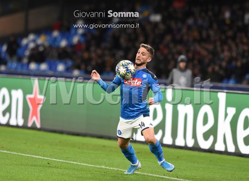 Napoli Genk Champions League (9)