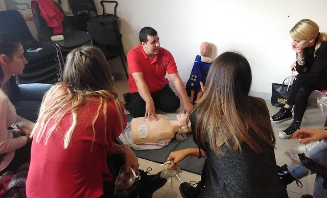 Corso BLSD per uso defibrillatore