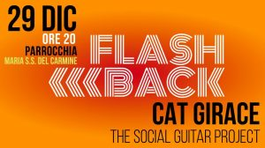 Flashback Cat Girace&The Social Guitar Project live