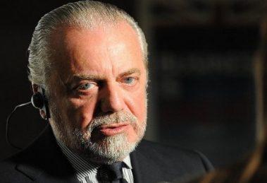 napoli, presidente aurelio de laurentiis foto free flikr