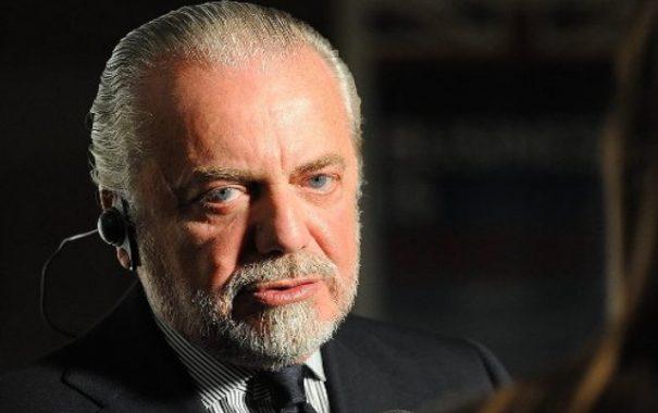 napoli, presidente aurelio de laurentiis covid foto free flikr