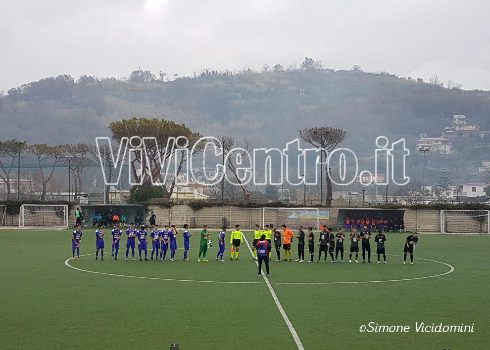 Il Casoria espugna Barano, decide un gol di Napolitano nella ripresa