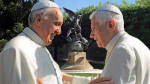 Papa Francescp e Benedetto XVI