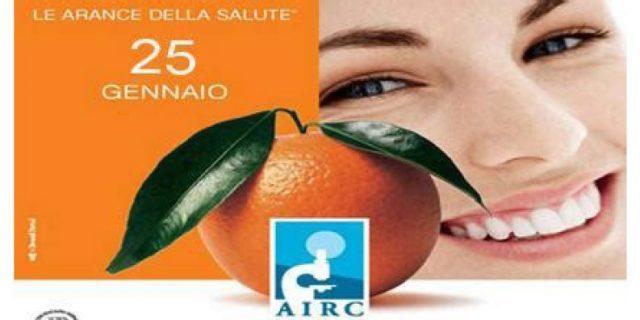 AIRC e le arance della salute