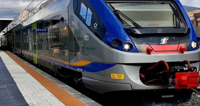 treni in Sicilia
