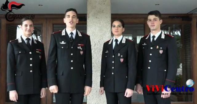 Concorso ammissione al 202° Corso dell'Accademia per la formazione di Ufficiali dell'Arma dei Carabinieri