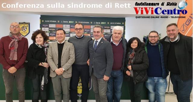Conferenza Sindrome Rett Juve Stabia