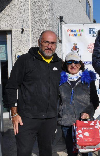 Mauro Di Giovanni e Anna Battaglini