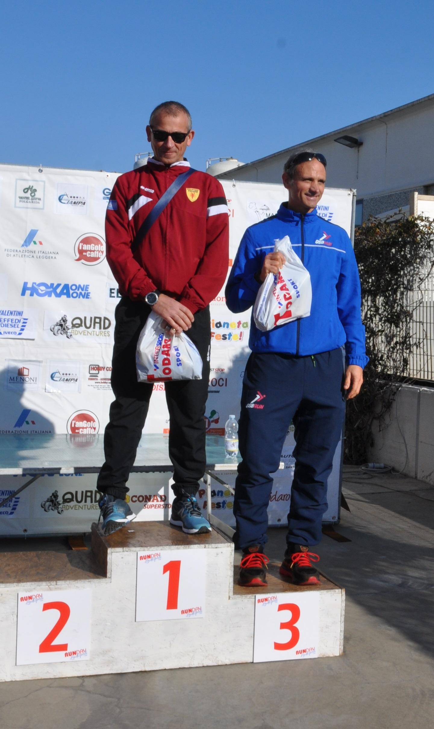 Ladispoli runners