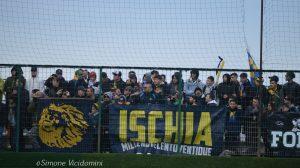 Coppa Italia Eccellenza- L'Ischia a Mondragone può perdere anche 2-0