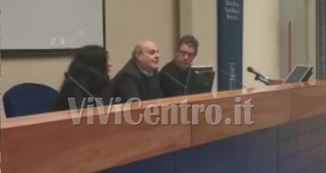 FRANCESO PATIERNO E IL SUO ''CAMORRA'' AL SUOR ORSOLA BENINCASA