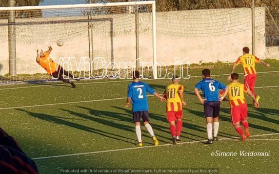 Lacco Ameno-S.Antonio Abate 2-1