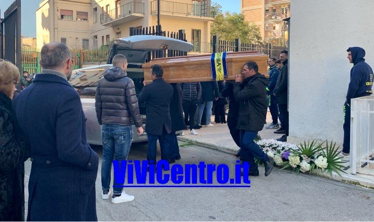 Juve Stabia Filippi funerale
