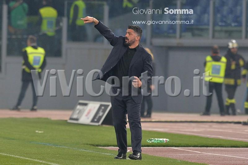 Lazio Napoli Serie A Tim Calcio (5)