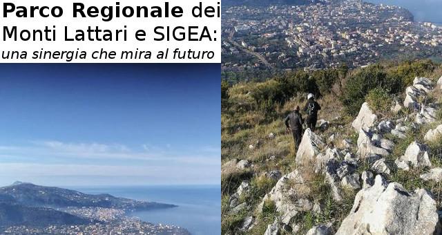 Monti Lattari e SIGEA