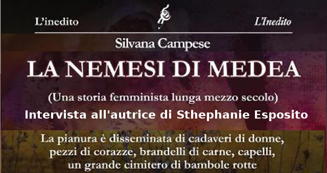 Nemesi di Medea, intervista all'autrice