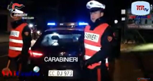 Operazione antidroga, numerosi arresti dei Carabinieri a Gioia Tauro