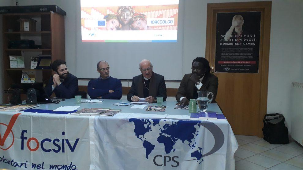I relatori al cps
