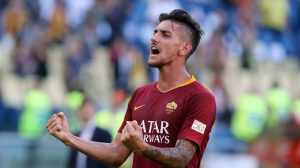 Lorenzo pellegrini stop and go