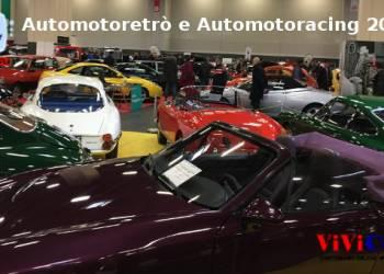 Automotoretrò e Automotoracing 2020