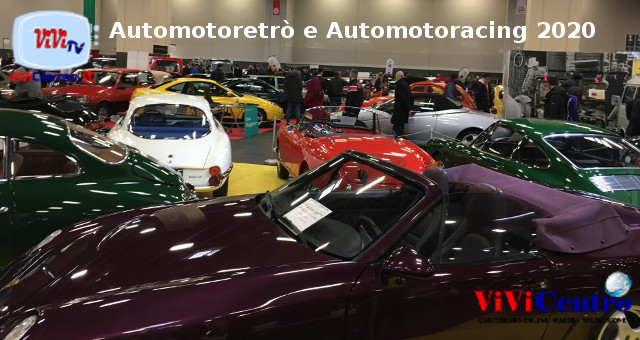 Automotoretrò e Automotoracing 2020