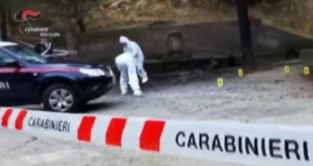Carabinieri di Roccella Ionica che hanno condotto le indagini