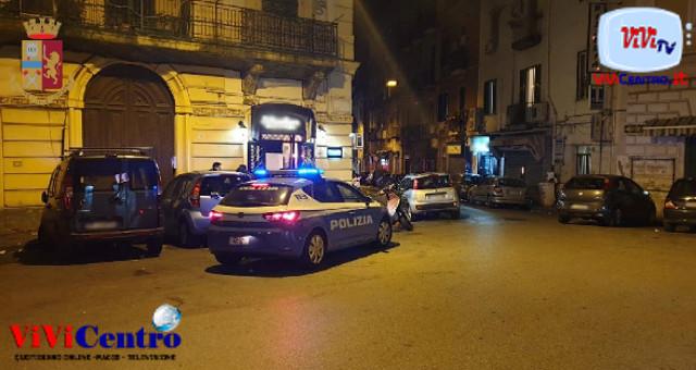 CONTROLLI DI POLIZIA NELLE ZONE DELLA MOVIDA e locale da ballo