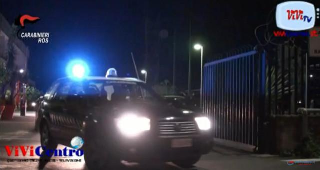 Carabinieri Catania Operazione Thor 250220